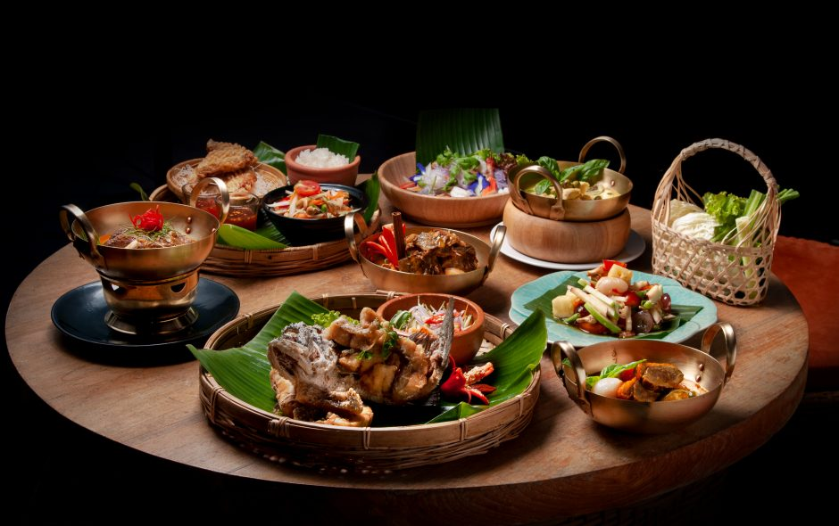 Savor the Unique Experience of Thai Fine Dining